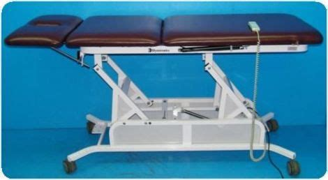 physical therapy hi lo treatment tables used dynatronics hlt3 electric physical therapy pt hi
