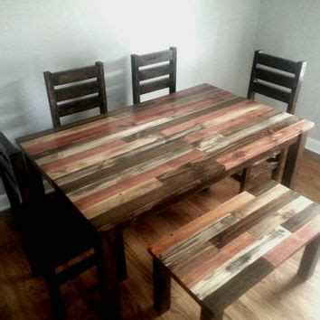 rustic wood dining room table rustic dining table dining room table from