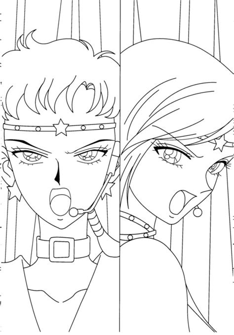 Sailor V Coloring Pages by Sailor Sailor V Coloring Pages