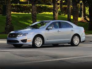 Ford Fusion 2012 Review 2012 Ford Fusion Hybrid Price Photos Reviews Features