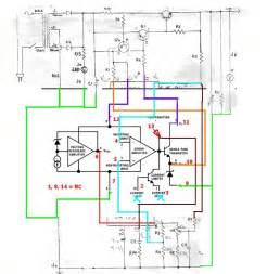 power supply with lm723 electrical engineering stack