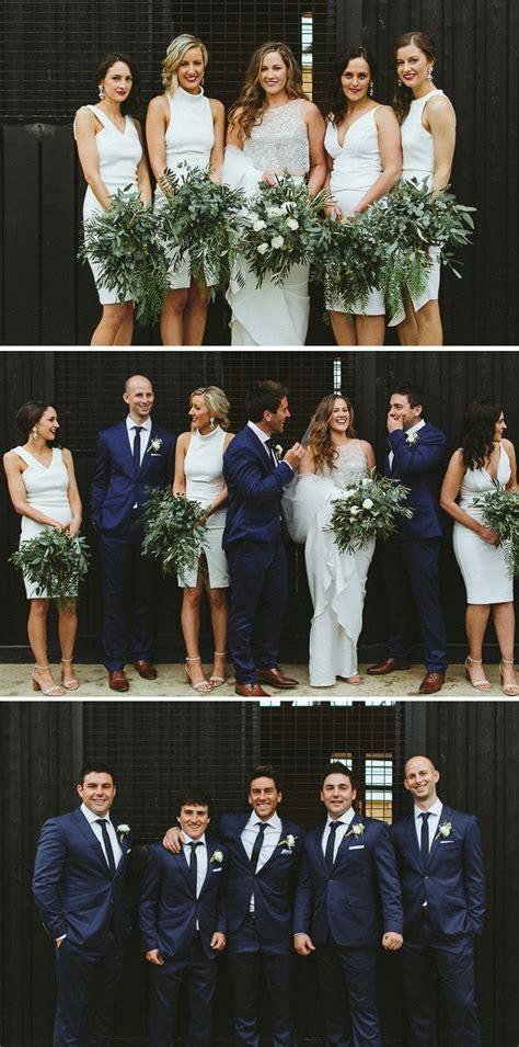 The 25  best White bridesmaid dresses ideas on Pinterest