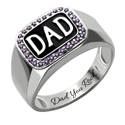 get cheap mens birthstone rings aliexpress