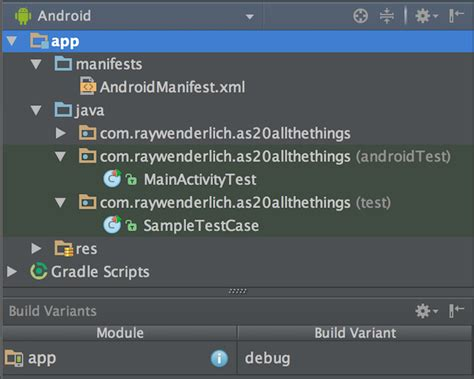 android studio unit test tutorial what s new in android studio 2 0