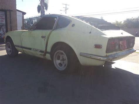 Craigslist Los Angeles Garage Sales by 28 Craigslist Los Angeles Feel The 1974 Datsun 260z