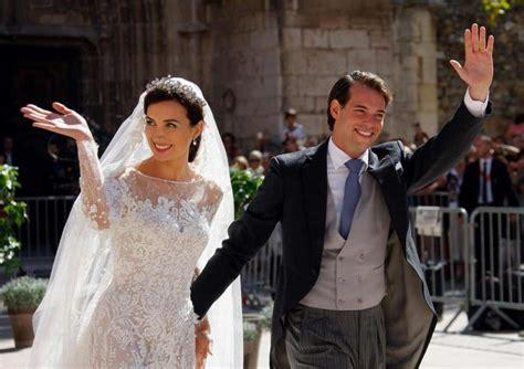 imagenes bodas reales boda real luxemburgo fotos detalles enlace religioso