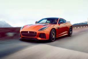 Jaguar F Type Jaguar F Type Svr New Details Revealed Speed Carz