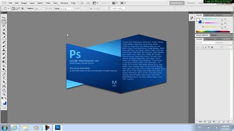 how to get full version of adobe photoshop adobe photoshop cs5 me portable full version youtube