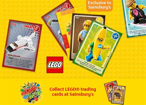 Create Gift Card - create the world cards now in sainsbury s brickset lego set guide and database