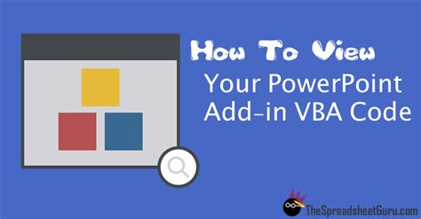 powerpoint vba tutorial pdf excel vba open powerpoint run macro run vba on open