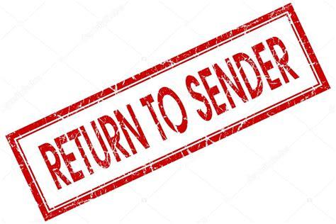 return to sender rubber st return to sender st images
