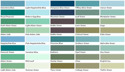 valspar paint colors green paint color swatches