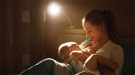 how to stop baby comfort feeding at night how to get your baby to sleep longer at night