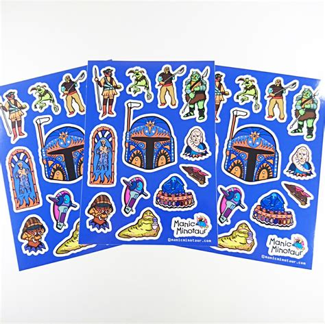 Boba Fett Sticker