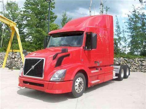 2014 volvo semi volvo vnl64t630 2014 sleeper semi trucks