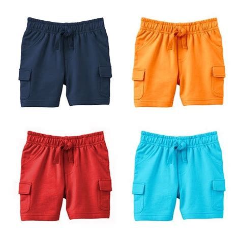 new jumping beans boy s shorts size 3 6 9 months cargo