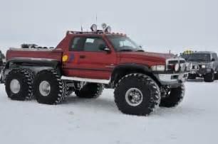 Dodge 6x6 All Terrain 6x6 Ram My Favorite Modes Of Transportation