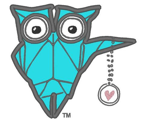 Origami Owl Logo - sle sale origami owl applique embroidered shirt owl