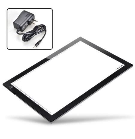 ultra thin usb a4 led light copyboard drawing pad tracing