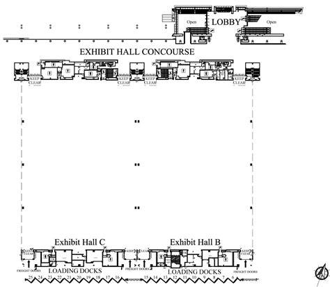 music city center floor plan exhibit hall b nashvillemusiccitycenter com