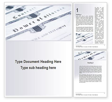 legal documents word template 10238 poweredtemplate com