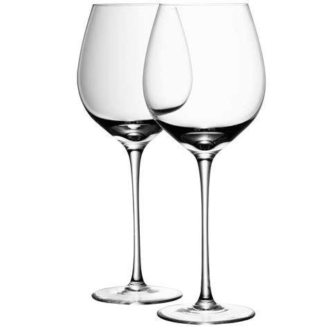 wine glass lsa international wine red wine glasses set of 4 at amara