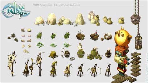 WAKFU MMORPG   Assets: Pictos (4)