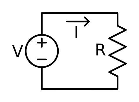 symbol dari resistor file ohms voltage source svg