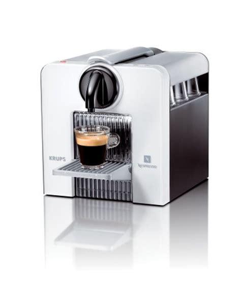 uk krups coffee maker krups nespresso le cube automatic