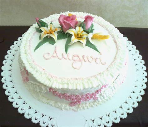 torte decorate con panna e fiori alessandra e i suoi dolci torta panna e fiori