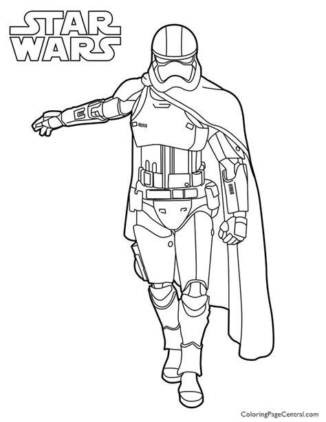disney coloring pages wars wars captain phasma coloring page coloring page