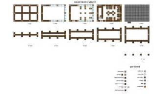 Minecraft House Blueprints Layer By Layer Minecraft House Blueprints Layer By Layer 06 Minecraft