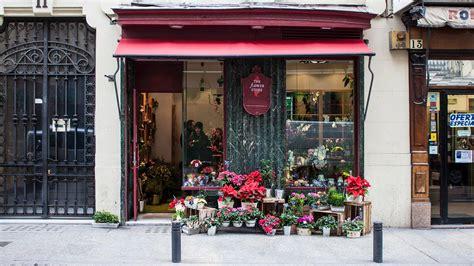 flower store 9 charming flower shops in madrid