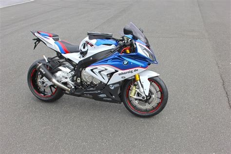 Bmw Motorrad S1000rr by Bmw S1000rr Conversion Par Hornig Avec Plus De Confort Et