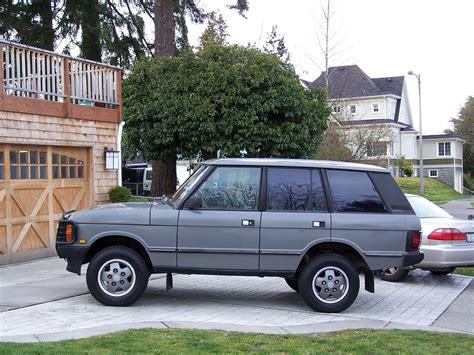 1992 Land Rover Range Rover Pictures Cargurus