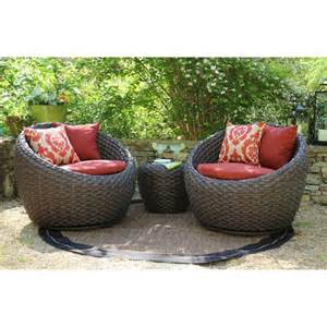 Wicker Patio Furniture Sets On Sale Corona Wicker Conversation Patio Furniture Set Target