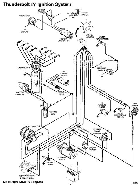 1991 5 7 mercruiser engine wiring diagram page 1 iboats boating forums 180111