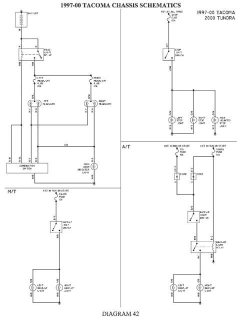 [DIAGRAM] 2012 Toyota Tacoma Running Light Wiring Diagram