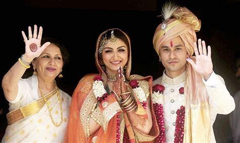 Seshila Sweater soha kunal wedding is this the best of indian bridal