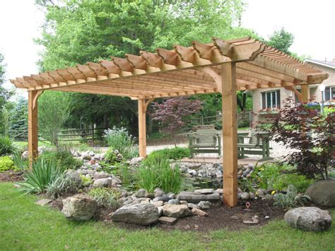backyard pergola kits big kahuna pergola kit as seen on quot indoors out quot on diy network 8x8 20x20 ebay