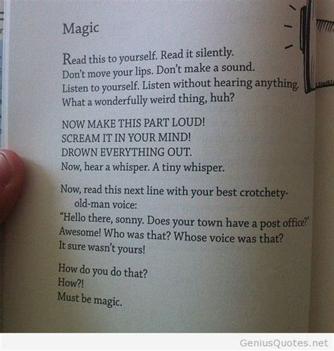 black magic a poem books magic poem quote