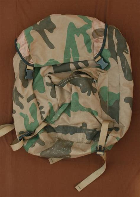 Spesial Setelan Patrol 1 kit sadf special forces quot recce quot cabbage patch patrol bag was sold for r1 001 00 on 27 may at