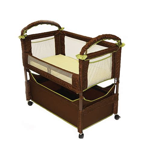 Co Sleeper Reviews by Conceiving Piper Arm S Reach Co Sleeper Review