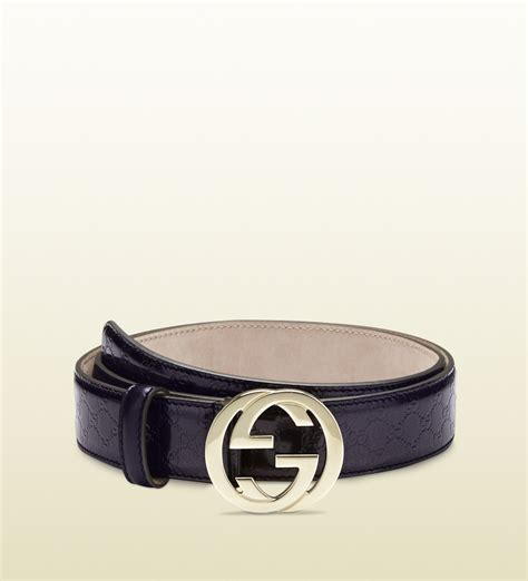 Jual Belt Gucci Guccisima G Buckle With Web Mirror Quality 7 gucci guccissima belt with interlocking g buckle in black