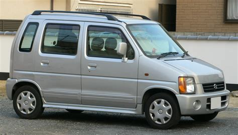 Suzuki Wagoon Suzuki Wagon R History Photos On Better Parts Ltd