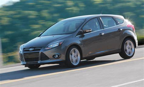 2012 ford focus 5 door hatchback titanium ford focus