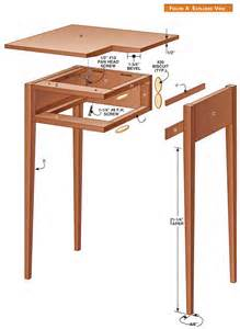 shaker tisch shaker table popular woodworking magazine