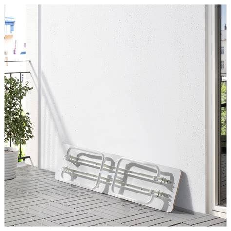 ikea outdoor ikea ps 2014 bench in outdoor white foldable ikea