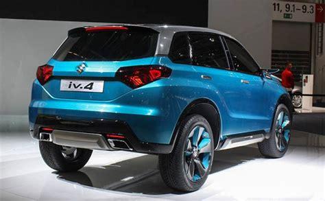 Suzuki Grand Vitara Price 2017 Suzuki Grand Vitara Interior Review Release Date