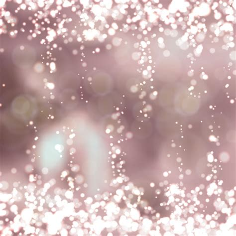 sparkly lights pink blurred background with sparkling light vector free